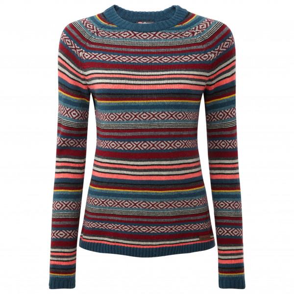 Sherpa - Women's Paro Crew Sweater - Merino jumper
