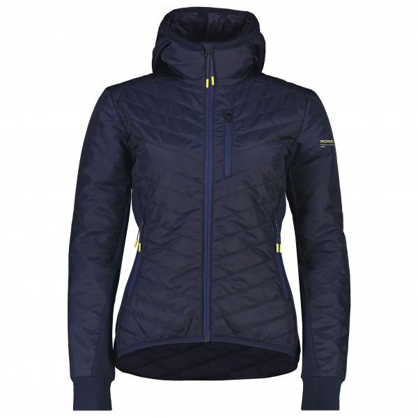 Mons Royale - Women's Neve Insulation Hood - Wool jacket