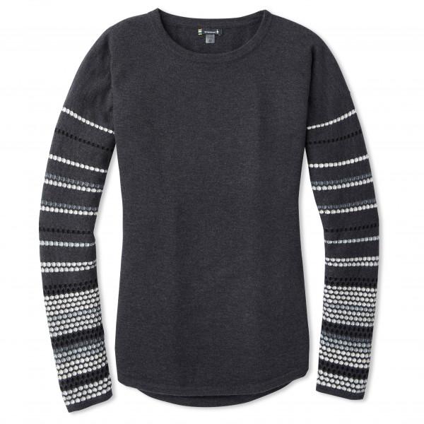 Smartwool - Women's Shadow Pine Crew Sweater - Camiseta funcional
