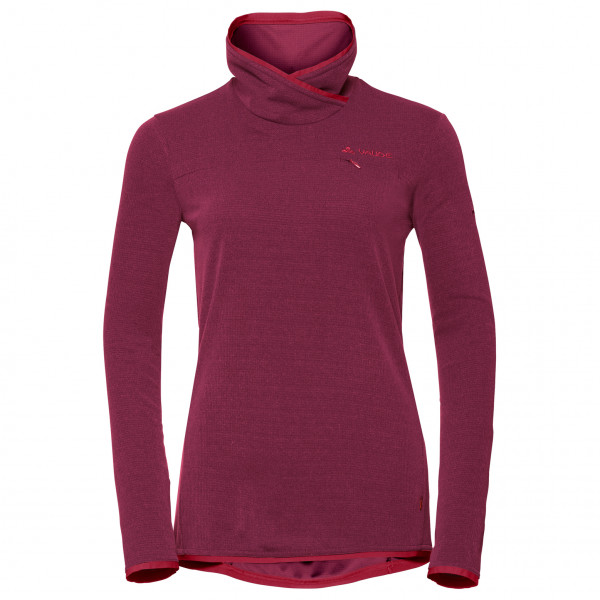 Vaude - Women's Miskanti L/S T-Shirt - Fleecepulloverit