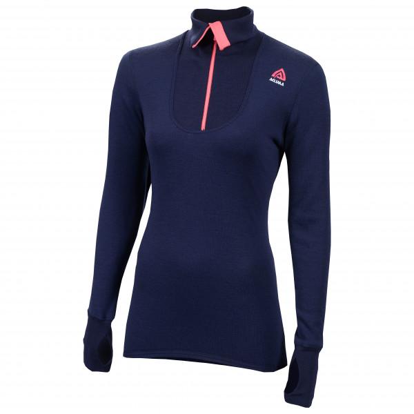 Aclima - Women's Doublewool Polo Shirt Zip - Merinotrui