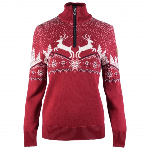 Dale of Norway - Women's Dale Christmas Sweater - Merinogensere