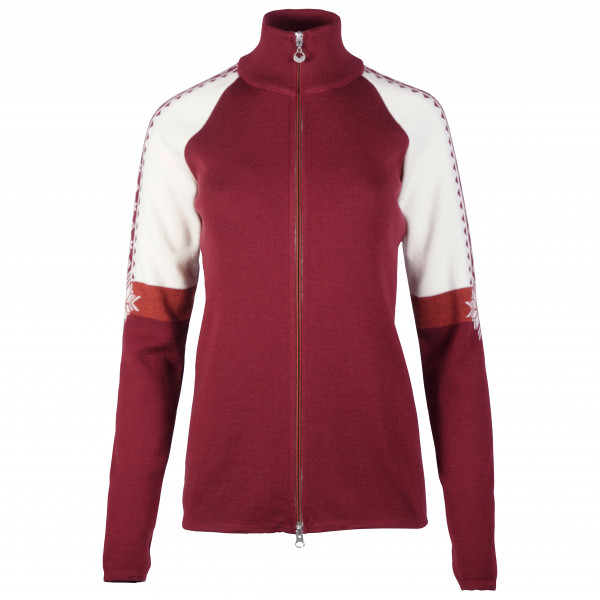 Dale of Norway - Women's Geilo Jacket - Merino trui