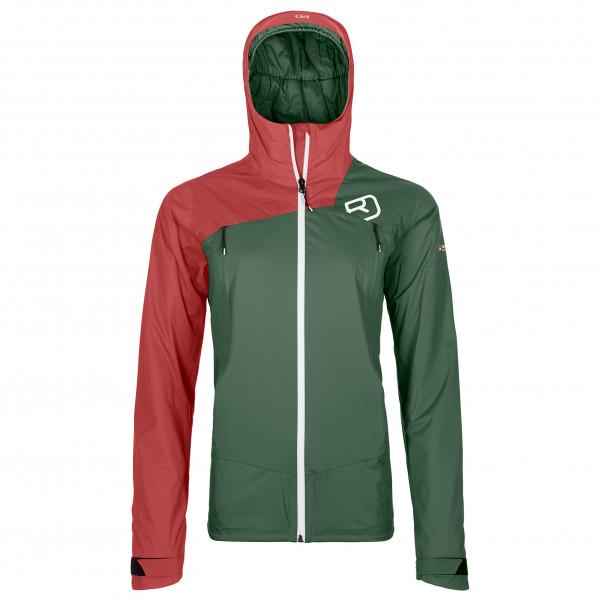 Ortovox - Women's 2L Swisswool Leone Jacket - Wool jacket