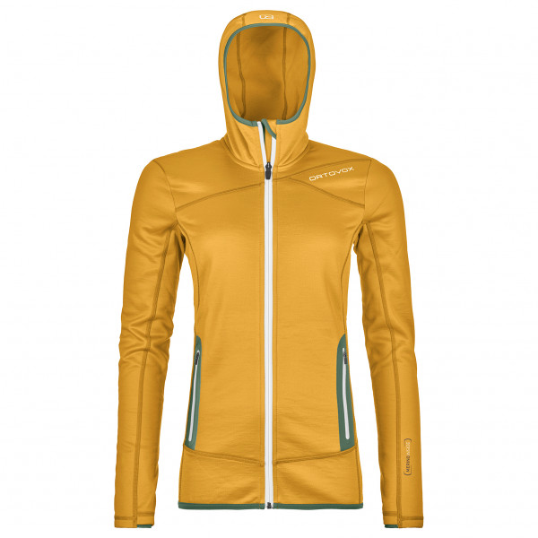 Ortovox - Women's Fleece Hoody - Fleecejakke