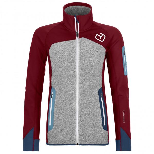 Ortovox - Women's Fleece Plus Jacket - Fleecejacke