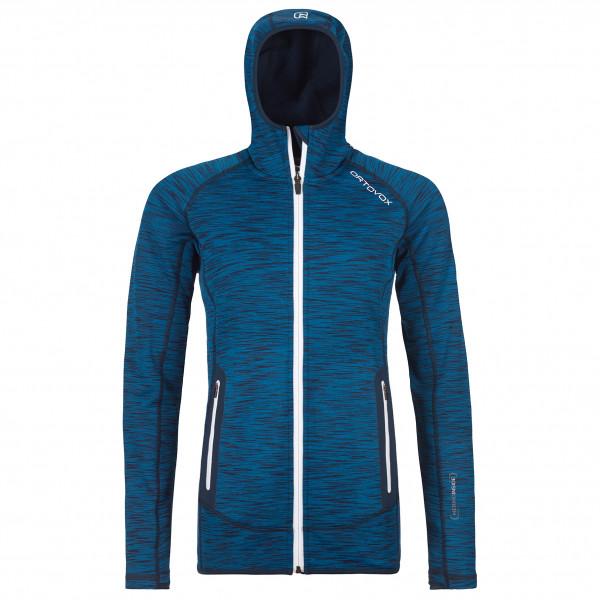 Ortovox - Women's Fleece Space Dyed Hoody - Forro polar