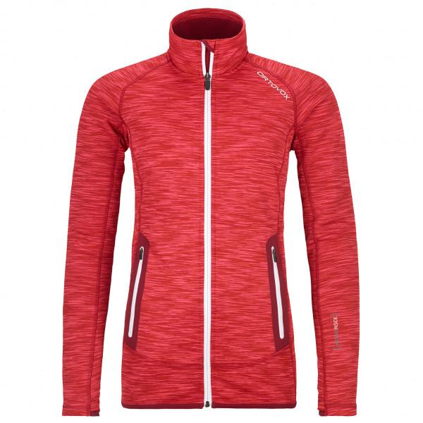 Ortovox - Women's Fleece Space Dyed Jacket - Fleecetakki