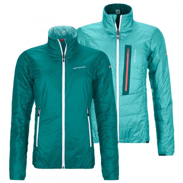 Women's Swisswool Piz Bial Jacket - Wool jacket