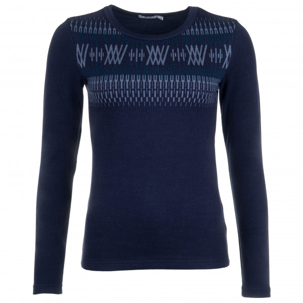 We Norwegians - Women's Brygga Pullover - Merinopullover