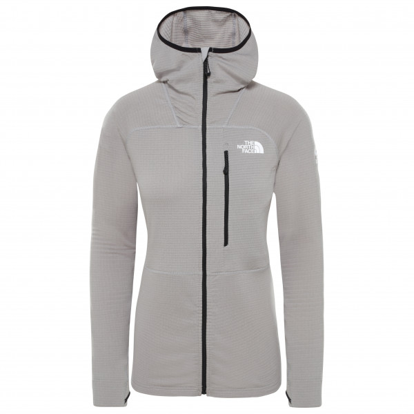 The North Face - Women's Summit L2 Power Grid LT Hoodie - Fleecetakki
