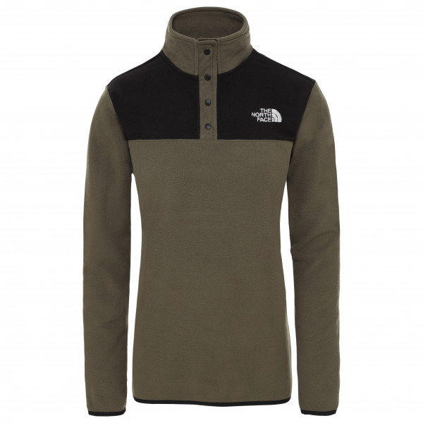 The North Face - Women's Tka Glacier Snap-Neck Pullover - Fleecetröjor