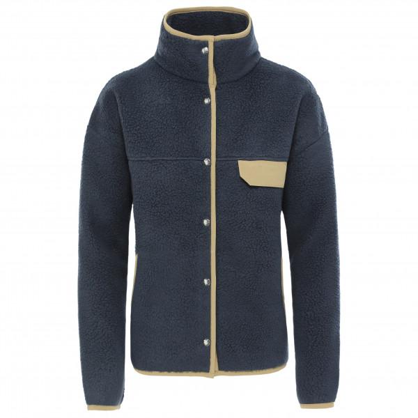 The North Face - Women's Cragmont Fleece Jacket - Fleecetakki