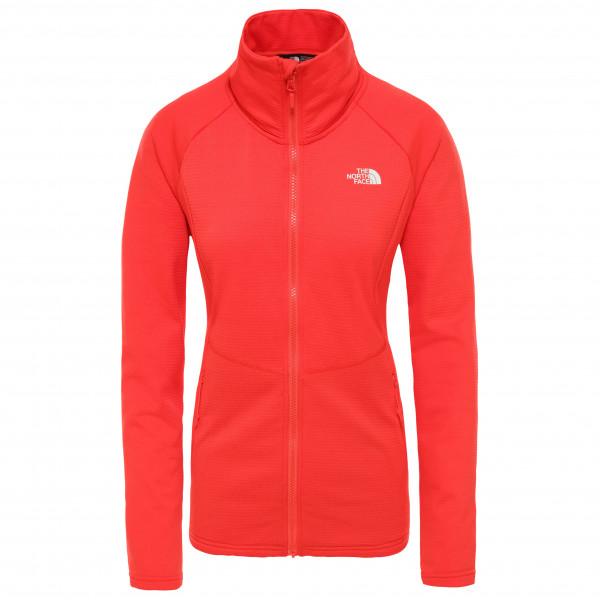 The North Face - Women's Quest Grid Midlayer - Fleece jacket