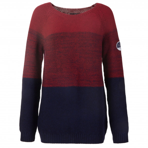 Pally'Hi - Women's Knit Sweater Hoorrayzones - Merinopullover