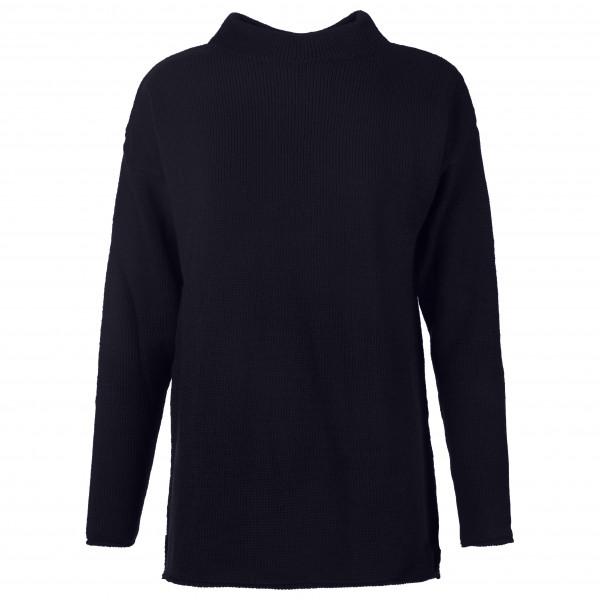 Pally'Hi - Women's Knit Sweater Solidess - Merinopullover