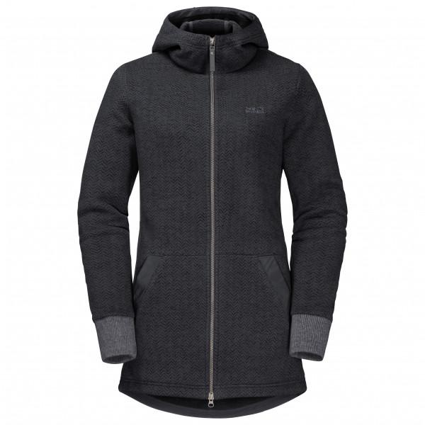 Jack Wolfskin - Women's Patan Long Jacket - Fleece jacket