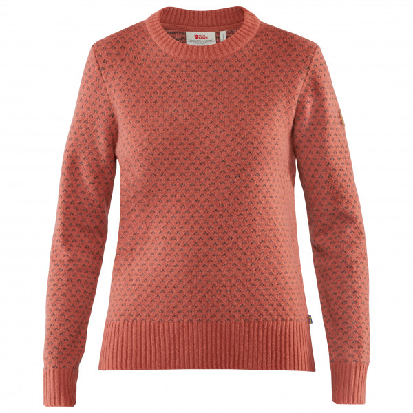 Fjällräven - Women's Övik Nordic Sweater - Wool jumper