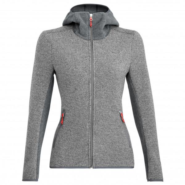Salewa - Women's Fanes Hybrid Woll Jacket - Wolljacke
