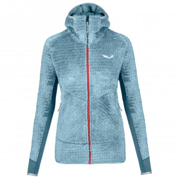 Salewa - Women's Ortles PTC/WO Hloft Full Zip Hoody - Fleece jacket
