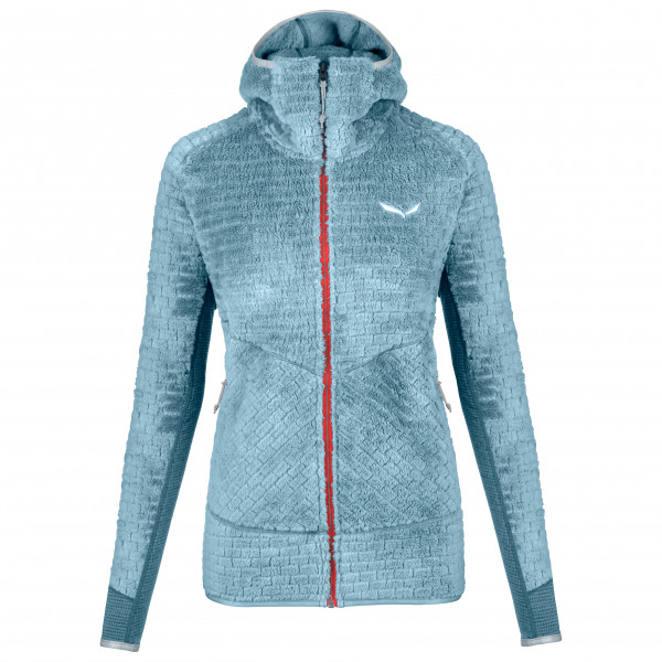 Salewa - Women's Ortles PTC/WO Hloft Full Zip Hoody - Fleecejakke