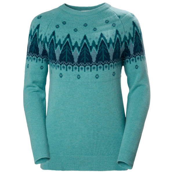 Helly Hansen - Women's Wool Knit Sweater - Överdragströjor merinoull