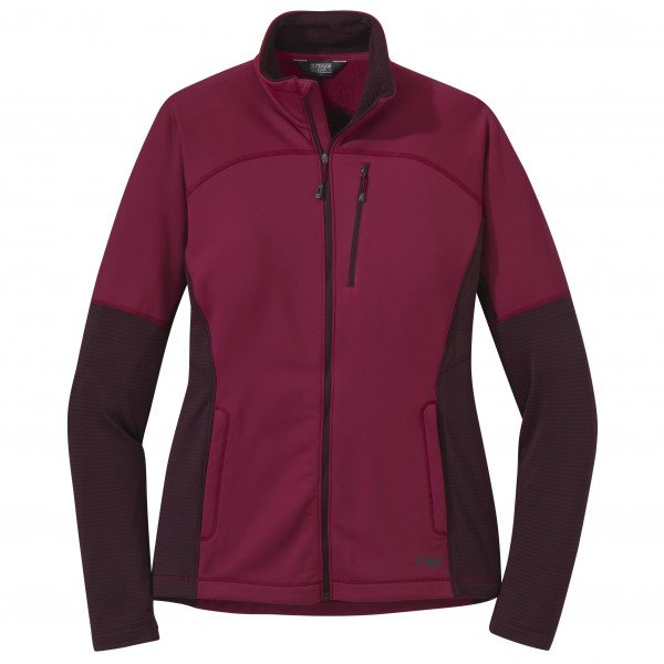 Outdoor Research - Women's Vigor Full Zip - Forro polar