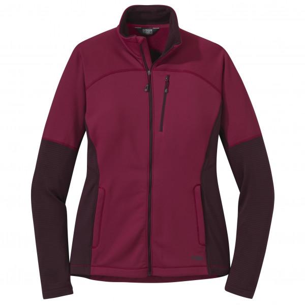 Outdoor Research - Women's Vigor Full Zip - Fleece jacket