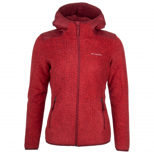 Columbia - Women's Winter Pass Print Fleece Full Zip - Fleecejacke
