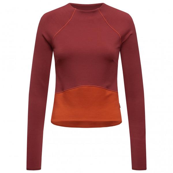 super.natural - Women's Super Crop Sweater - Merinotrui