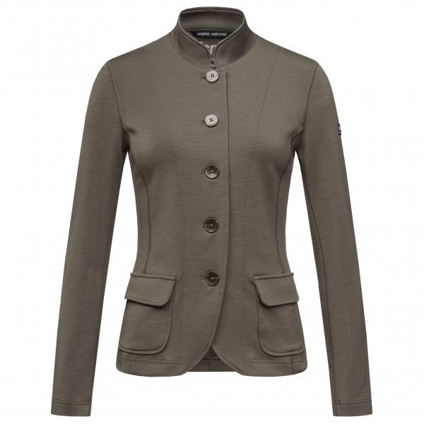 SuperNatural - Women's Wenger Raised - Merino jacket