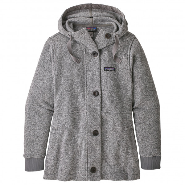 Patagonia - Women's Better Sweater Coat - Fleece jacket