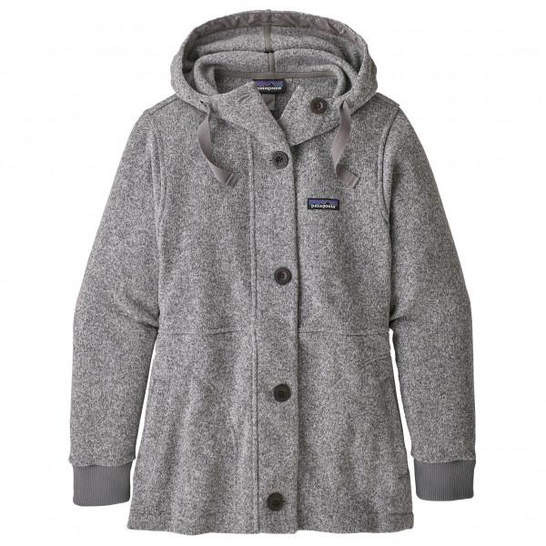 Patagonia - Women's Better Sweater Coat - Fleecevest