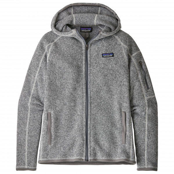 Patagonia - Women's Better Sweater Hoody - Fleece jacket