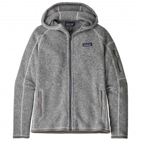 Patagonia - Women's Better Sweater Hoody - Fleecetakki