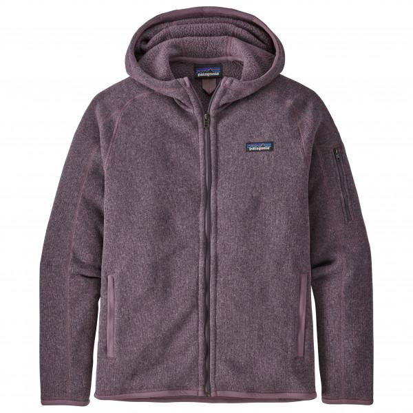 Patagonia - Women's Better Sweater Hoody - Fleece jacket