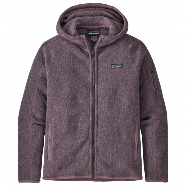 Patagonia - Women's Better Sweater Hoody - Fleecejacke