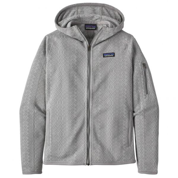 Patagonia - Women's Better Sweater Hoody - Fleecejacka