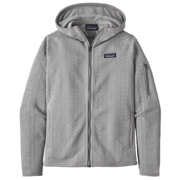 Patagonia - Women's Better Sweater Hoody - Giacca in pile