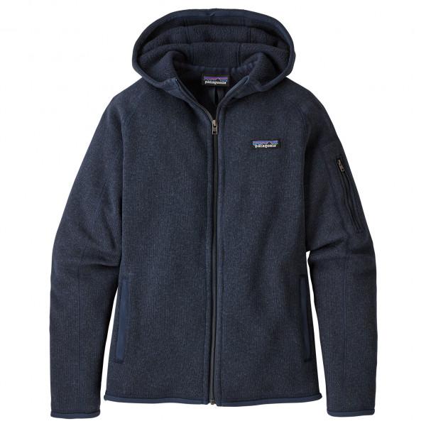Patagonia - Women's Better Sweater Hoody - Fleecejack