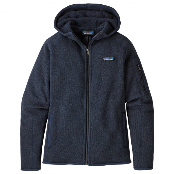 Patagonia - Women's Better Sweater Hoody - Fleecejakke