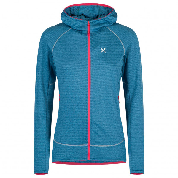Montura - Thermal Grid Hoody Maglia Woman - Fleece jacket