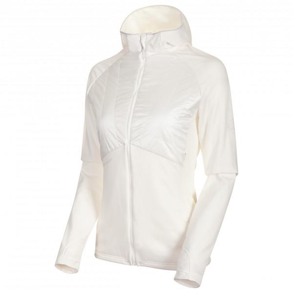Mammut - Women's Aconcagua Light Hybrid ML Hooded Jacket - Fleecetakki