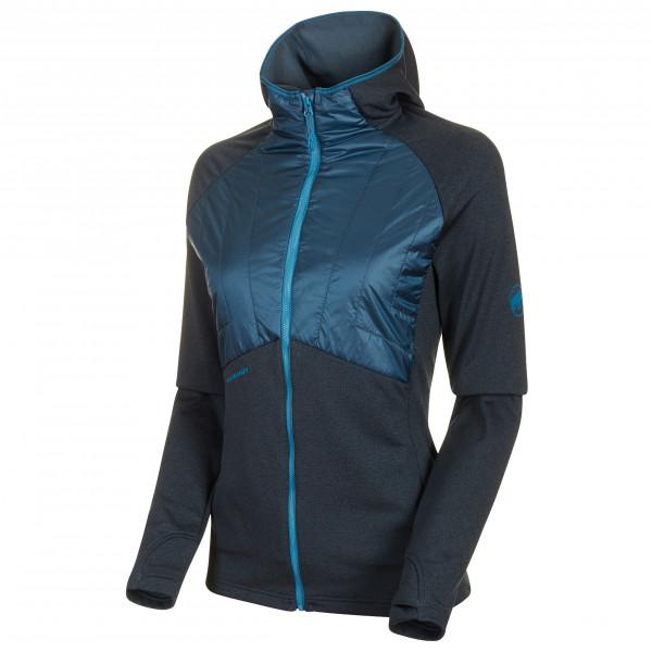 Mammut - Women's Aconcagua Light Hybrid ML Hooded Jacket - Fleecejakke