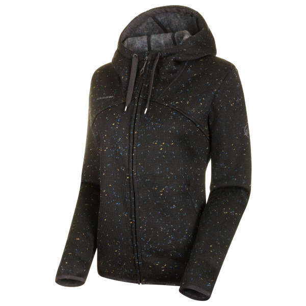 Mammut - Women's Chamuera ML Hooded Jacket - Fleece jacket