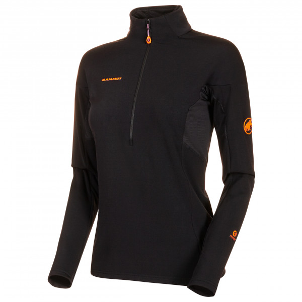 Mammut - Women's Moench Advanced Half Zip Longsleeve - Fleece jumper