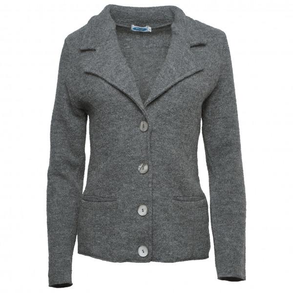 Reiff - Women's Kreppblazer Ella - Wollen vest