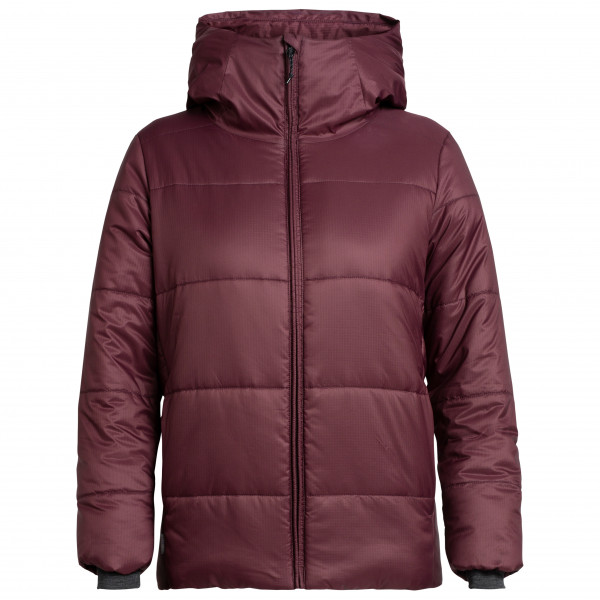Icebreaker - Women's Collingwood Hooded Jacket - Talvitakki