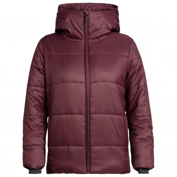 Icebreaker - Women's Collingwood Hooded Jacket - Winterjack