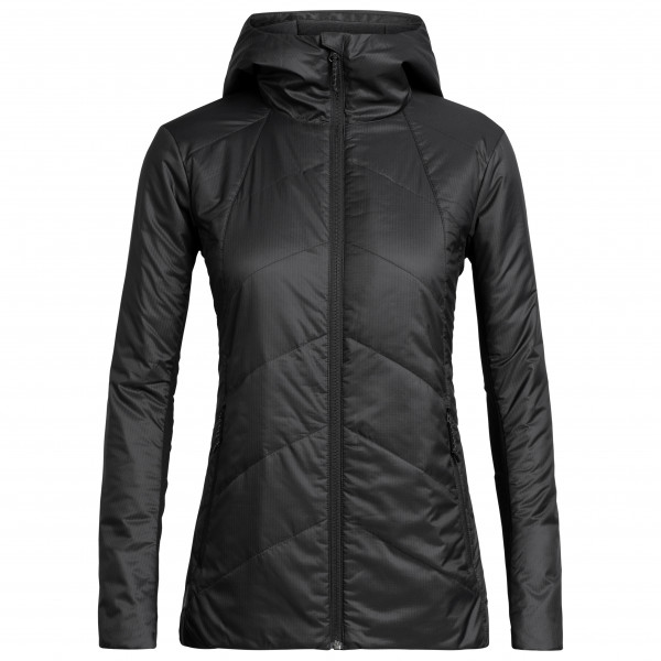 Icebreaker - Women's Helix Hooded Jacket - Softshelljacka